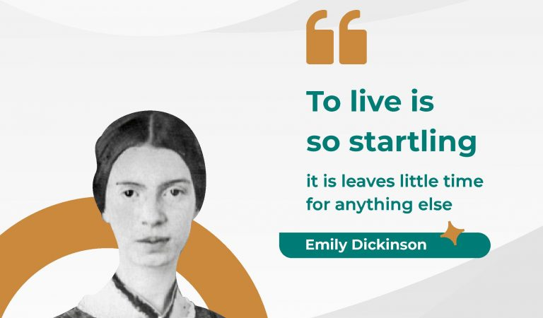 Because I Could Not Stop For Death – Emily Dickinson